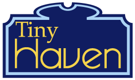 Tiny Haven Shield Logo
